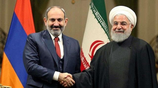 Ermenistan'ın bölgedeki destekçisi İran