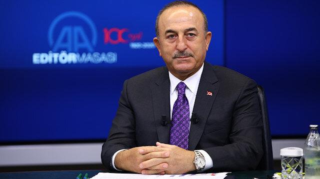 Dışişleri Bakanı Çavuşoğlu: Azerbaycan ahlaken de hukuken de haklıdır