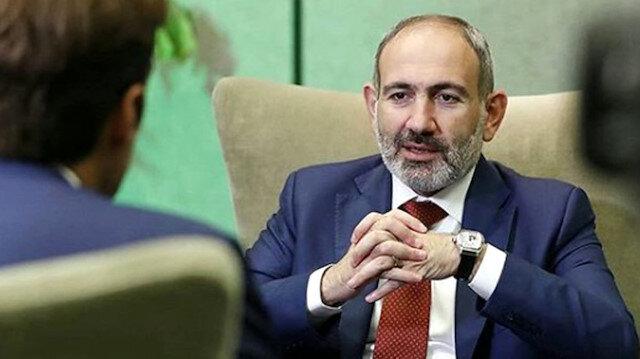 Ermenistan Başbakanı Paşinyan ABD'den yardım istedi
