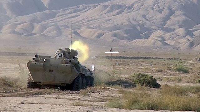 Azerbaycan ordusu ilerliyor: Tonaşen'de konuşlanan Ermeni taburu mevzileri bırakarak kaçtı