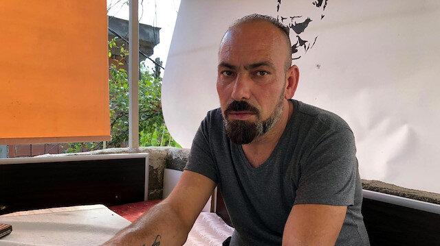 Zonguldak'ta balık tutarken denize düştü kendi çabalarıyla dört saat sonra kurtuldu