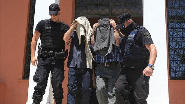FETÖ'ye Atina'da gizli operasyon: Telefonlarından 500 sahte belge çıktı!
