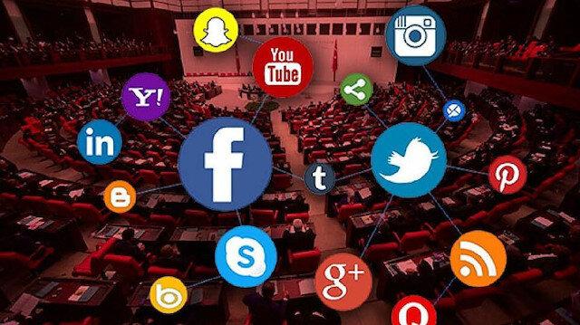 Sosyal medyada yeni dönem başlıyor: Yasa yürürlülüğe girdi