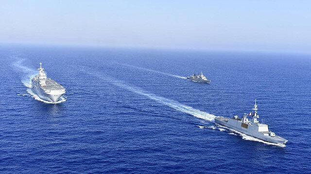 Doğu Akdeniz'de yeni Navtex: NATO üyesi ülkeler tatbikat yapacak