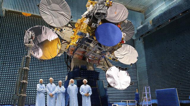 Türksat 5A uydusu uzay yolcusu: 30 Kasım'da fırlatılacak