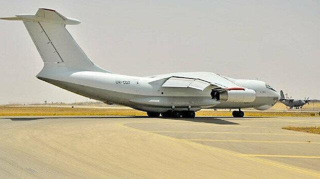 BAE'den 150 uçak dolusu silah