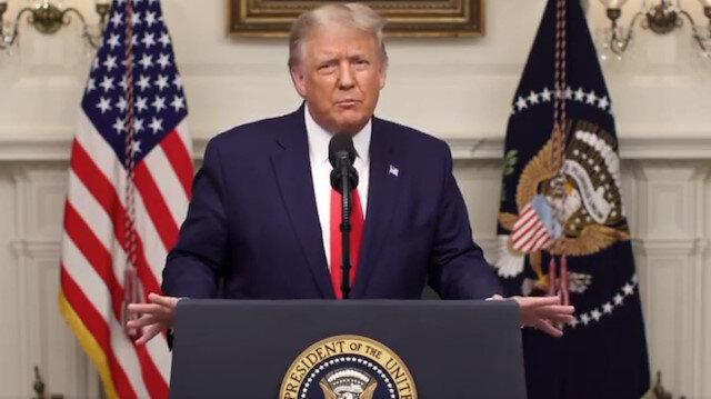 Doktoru açıkladı: Trump oksijen desteği almıyor