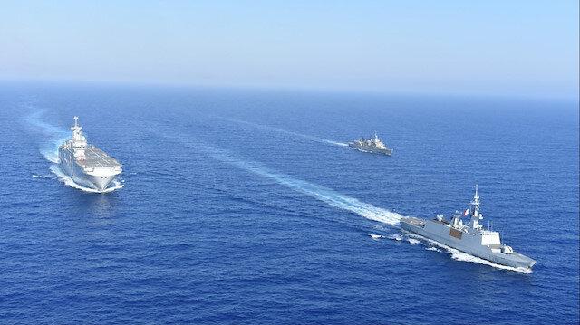 Yunanistan'dan ağır tahrik: Doğu Akdeniz'de iki Navtex ilan etti