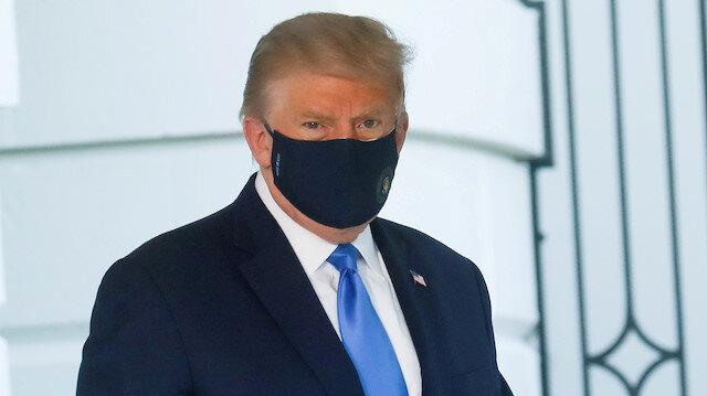 Trump ile temas eden ve testi pozitif çıkan kişiler açıklandı