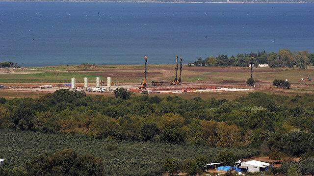 Yerli otomobilin merkezinde inşaatın son hali görüntülendi