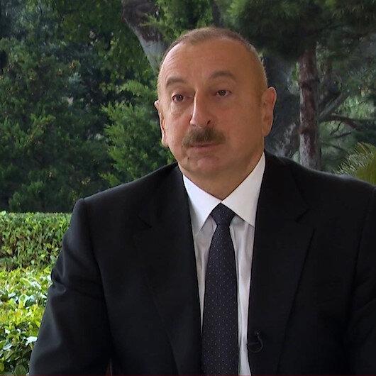 Azerbaycan Cumhurbaşkanı İlham Aliyev: Öz kardeşim Erdoğan herkese Yerinizi bilin dedi
