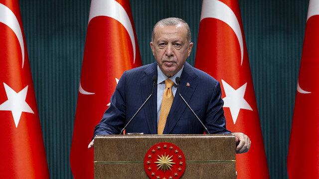 Cumhurbaşkanı Erdoğan duyurdu: 2. 3. ve 4. sınıflarda yüz yüze eğitim başlayacak