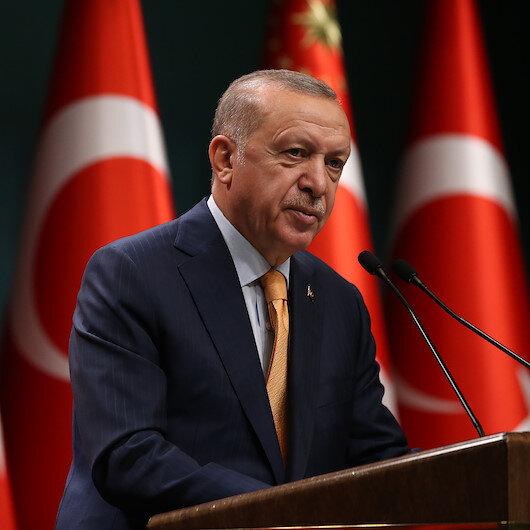 Cumhurbaşkanı Erdoğan: 500 bin öğrencimize ücretsiz tablet bilgisayar vereceğiz