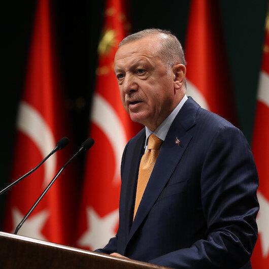 Cumhurbaşkanı Erdoğan: Azerbaycana destek vermek her onurlu devletin vazifesidir