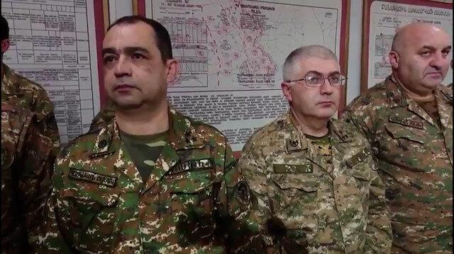Ermenistan ordusu yayınlanan videoda sehven savunma hatlarını ve karargah yerlerini paylaştı