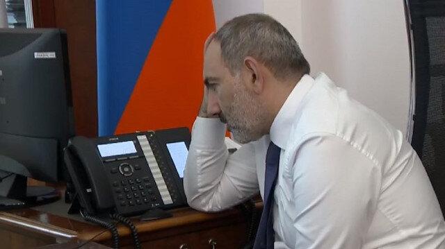 Rus askeri uzman İgor Korotçenko Ermenistan Başbakanı Nikol Paşinyan ile böyle dalga geçti: Bugün kimi arasam?