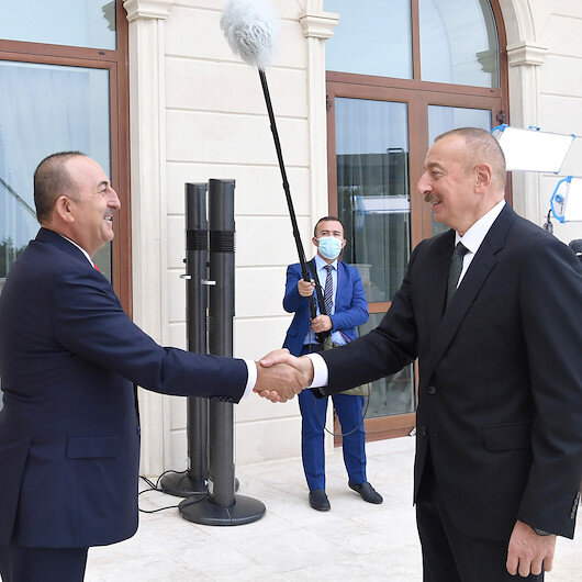 Aliyev: Türkiye bölgede istikrar sağlayıcı bir rol oynuyor