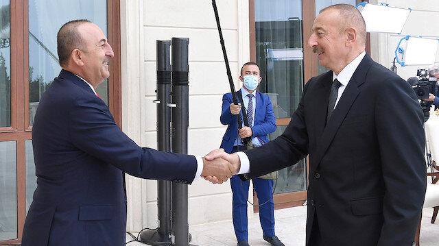 Aliyev: 'Türkiye bölgede istikrar sağlayıcı bir rol oynuyor'
