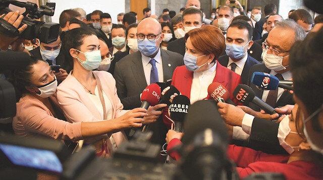 İYİ Parti'de muhalifler kazan kaldırdı