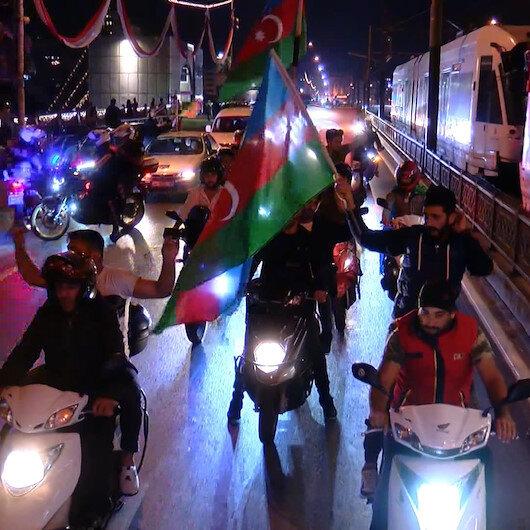 İHH İnsani Yardım Vakfı, Azerbaycan halkına destek konvoyu düzenledi