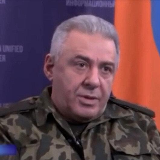Paşinyanın askeri danışmanı Harutyunyan: Yeni bir taktik geliştirdik, SİHAları imha etmek ve sivil noktaları vurmak üzerine