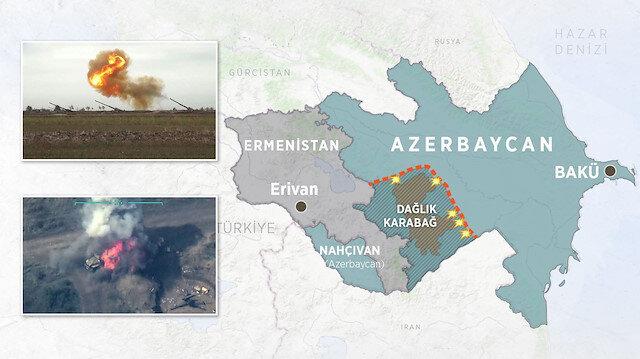 Azerbaycan-Ermenistan savaşına damgasını vuran hilal taktiği