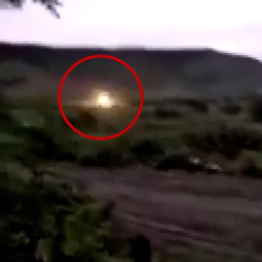 Ermenistan sivil yerleşim yerlerine Tochka-U balistik füzeyle saldırıyor