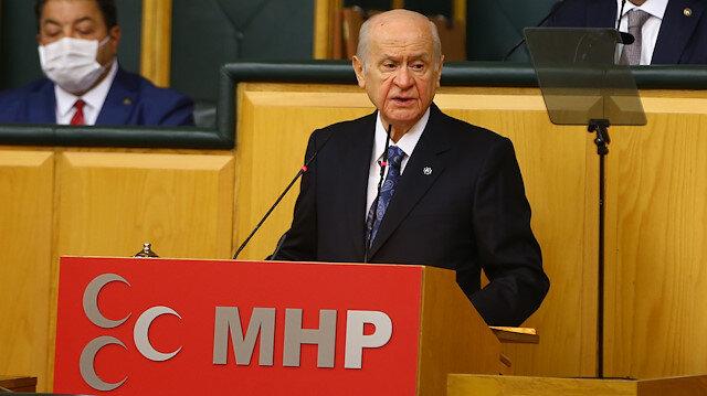 MHP Genel Başkanı Devlet Bahçeli: TTB kapatılsın