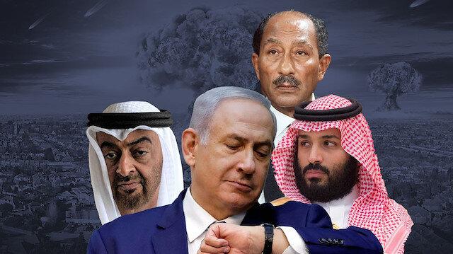 Arap ülkeleri İsraile nasıl teslim oldu?