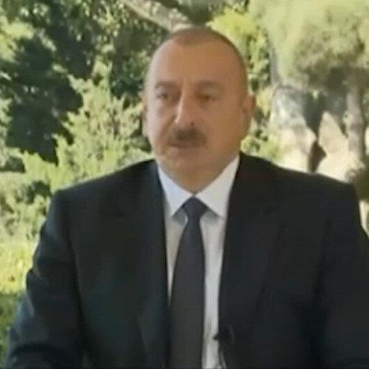 Aliyevden Ermenistan halkına çağrı