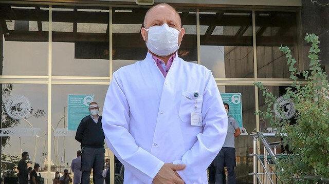 Koronavirüsle mücadelenin kahramanları anlatıyor: En az o hasta kadar acı çekiyoruz