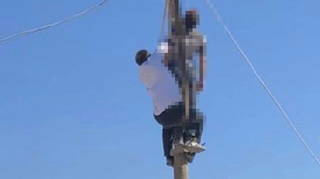 Şanlıurfa'da feci olay: Tamir için çıktığı direkte akıma kapılan elektrikçi hayatını kaybetti