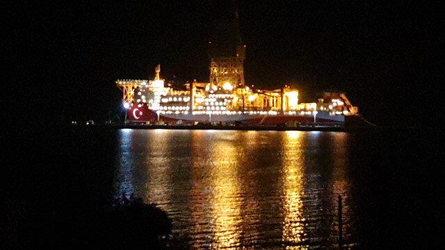 Yavuz ve Kanuni sondaj gemileri yeni göreve hazırlanıyor: Mersin'de yoğun ilgi