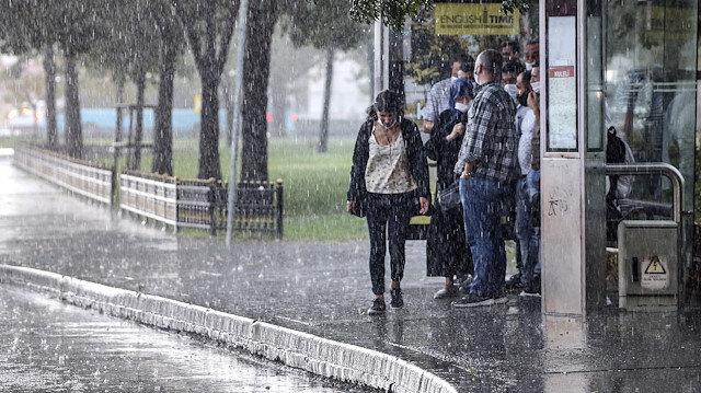 Balkanlardan yağış geliyor: İki gün etkili olacak