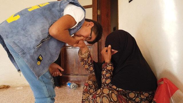 Suriyeli Hüseyin'in artık ailesiyle başını soktukları bir evi var