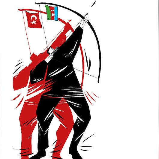 Karabağ için sosyal medya desteği