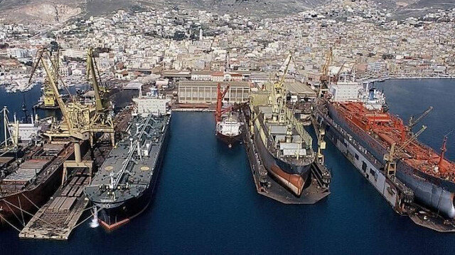 Yunan ekonomisi çöküşte: Ülkenin ikinci stratejik limanı da satılıyor