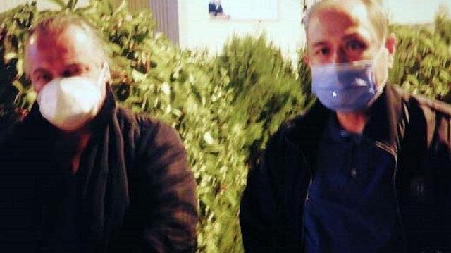 Gaybubet evinde yakalan FETÖ'cüler tutuklandı
