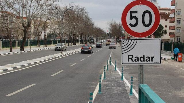 Sürücüler dikkat: Bir km. hız farkıyla kesilen radar cezasını iptal ettirdi