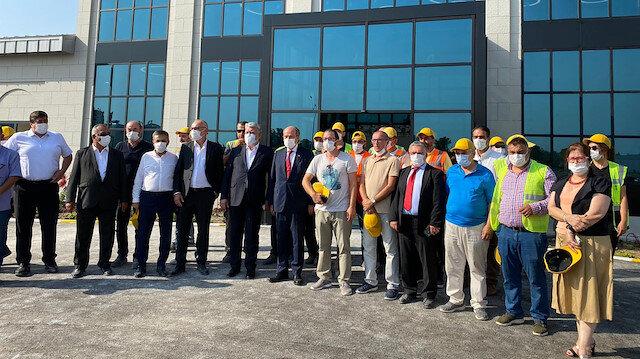 KKTC Başbakanı Tatar: Böyle Türkiye'ye can kurban