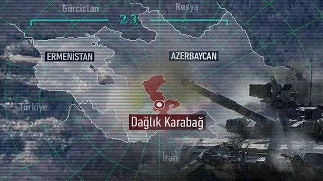 Azerbaycan ordusu adım adım zafere ilerliyor: Ermenistan ordusu darmadağın