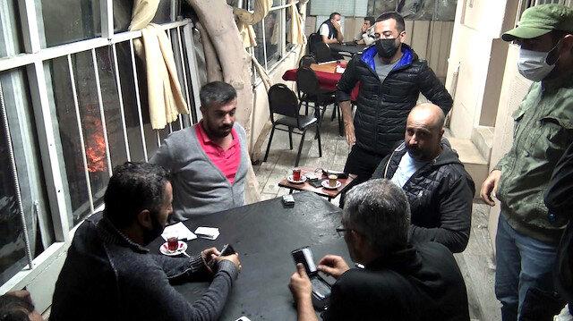 Avcılar'da kahvehane oyun oynayanlar suçüstü yakalandı: 76 bin TL ceza kesildi