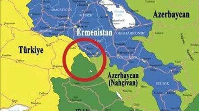 Nahçıvan: Türk kapısının anahtarı