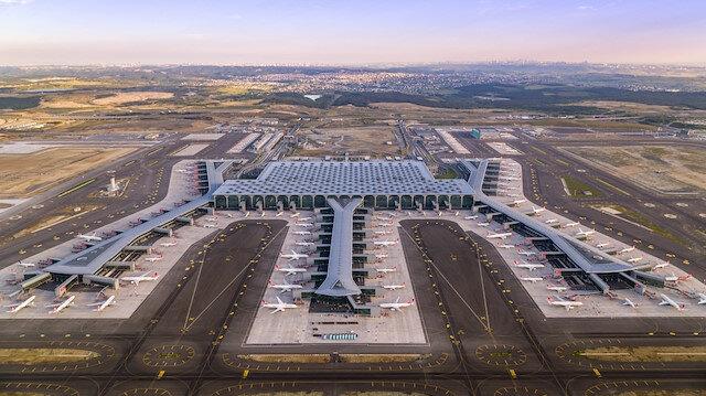 İstanbul Havalimanı'nın büyük başarısı: 5 uluslararası sertifika aldı