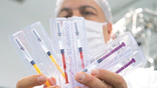Yerli aşı insanda denenecek