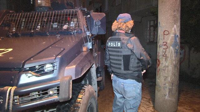 İstanbul'da PKK yapılanmasına darbe: 7 terörist paketlendi