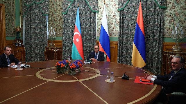 Dağlık Karabağ'da ateşkes ilan edildi