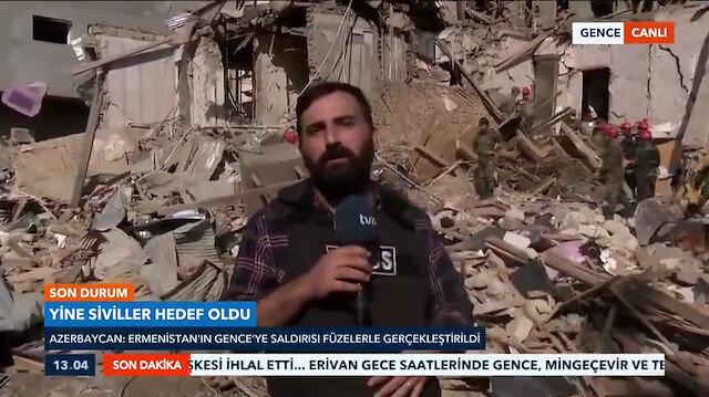 Ermenistan sivillere saldırdı: 9 kişi öldü, en az 34 kişi yaralandı