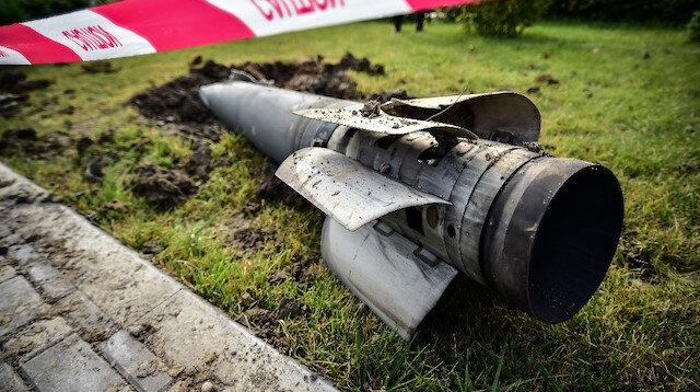 Ermenistan'ın attığı roket termik santrale düştü