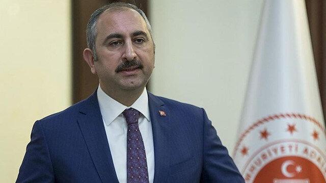 Adalet Bakanı Gül: Terörün kökünü sonuna kadar kurutmaya kararlıyız